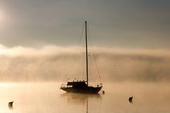 Lago de Viverone fotografía de archivo