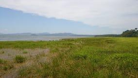 Lago de yojoa Foto de Stock Royalty Free