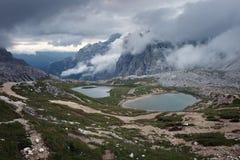 Lago-dei Piani Lizenzfreie Stockfotos
