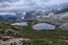 Lago dei Piani Royalty Free Stock Photos