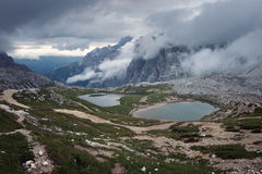 Lago dei Piani Royalty Free Stock Photos