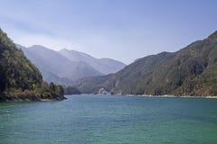 Lago dei Tramonti in Friuli Stock Image