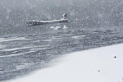Lago del cisne de Rongcheng Fotos de archivo libres de regalías