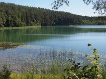 Lago del ius del ¾ de SpindÅ (Lituania) Fotos de archivo libres de regalías