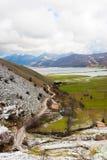Lago del Matese Fotografie Stock Libere da Diritti