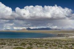 Lago del mtsho del khud del cojín Fotografía de archivo libre de regalías