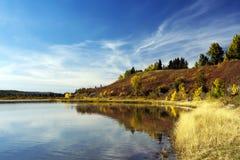 Lago del norte Glenmore imagenes de archivo
