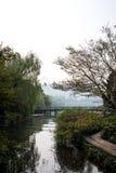 Lago del oeste Hangzhou Fotos de archivo libres de regalías