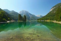 Lago del Predil Royalty Free Stock Image