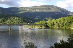 Lago Del Salto Fotografia Stock Libera da Diritti