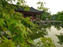 Lago del sur en provincia de jiaxing, Zhejiang, China, en 2015 fotografía de archivo libre de regalías