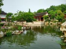 Lago del sur en provincia de jiaxing, Zhejiang, China, en 2015 Imagenes de archivo