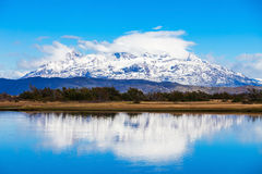 Lago Del Toro Lake Arkivbilder