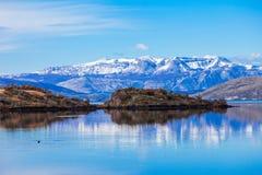 Lago Del Toro Lake Royaltyfria Foton