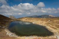 Lago del vidrio Fotografía de archivo