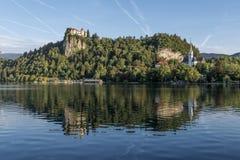 Lago dell'sanguinato di Fotografie Stock
