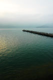 Lago della luna di Sun, Taiwan Fotografie Stock