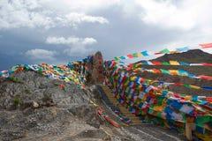 Lago della montagna del plateau Immagini Stock Libere da Diritti