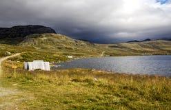 Lago della Norvegia Fotografie Stock Libere da Diritti