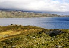 Lago della Norvegia Immagini Stock