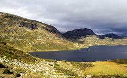 Lago della Norvegia Immagini Stock Libere da Diritti