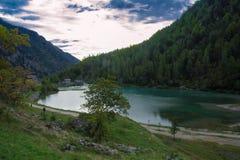 Lago delle fate Stock Photo