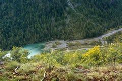 Lago delle fate Stock Images