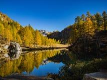Free Lago Delle Streghe In Alpe Veglia And Alpe Devero Natural Park Royalty Free Stock Photos - 158882768