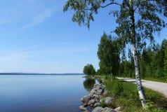 Lago Dellen Imagenes de archivo