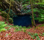 Lago devil Fotografia Stock Libera da Diritti