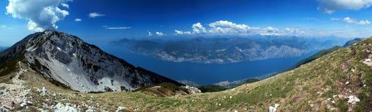 Lago di加尔达5 免版税库存照片