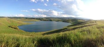 Lago di amore fotografie stock