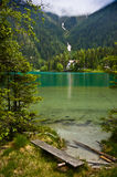 Lago di Anterselva Royalty Free Stock Photo