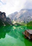 Lago di Braies - Sudtirol, Italy Royalty Free Stock Photos