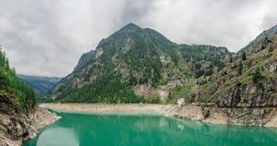 Lago di Campliccioli Immagine Stock