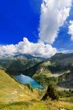 Lago di Campo - Adamello Trento Italien Lizenzfreies Stockbild