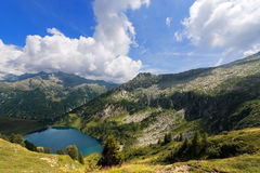 Lago di Campo - Adamello Trento Italien Lizenzfreie Stockbilder