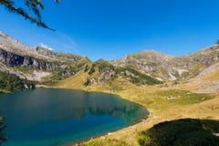 Lago di Campo - Adamello Trento Italy Stock Image