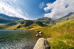 Lago di Campo - Adamello Trento Italy Royalty Free Stock Images