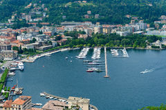 Lago di Como Stock Photos