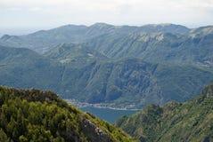 Lago di como Fotografie Stock Libere da Diritti