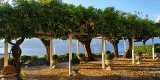Lago Di como Bellagio Italië Outumn royalty-vrije stock foto's