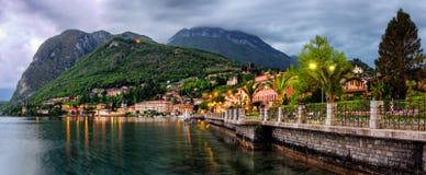 Lago di Como (Lake Como) Menaggio Stock Images