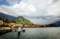 Lago di Como (Lake Como) Menaggio Royalty Free Stock Image