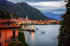 Lago di Como (Lake Como) Menaggio Royalty Free Stock Photography