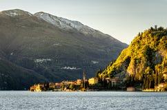 Lago di Como (Lake Como) Varenna Royalty Free Stock Image