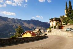 Lago di Como scene Stock Photos