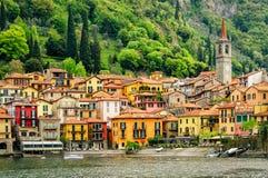 Lago di Como Varenna photographie stock libre de droits