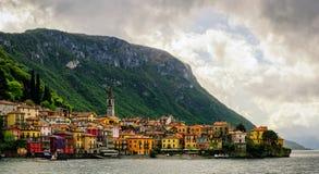 Lago di Como Varenna Stock Images