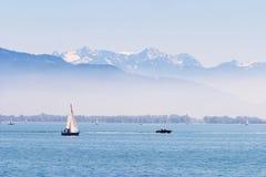 Lago di Constance Immagini Stock
